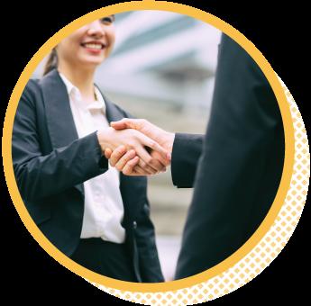 新規顧客の開拓業務サービスイメージ